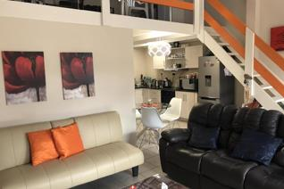 Easy access. Ground floor unit. This gorgeous spacious 2 bed has a huge loft room and ...