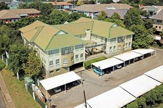 High exposure on main road