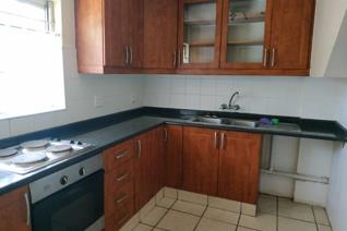 2 Bedrooms with Build in Cupboards – Both Bedrooms with an Air-con 1 Bathroom and a separate guest toilet Spacious Lounge with a small ...