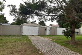 House on a large property close to William Moffet side of Circular Drive with 5 large ...