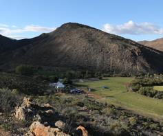 Farm for sale in Montagu Rural