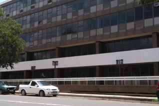 This Prime property in Kroonstad CBD boasts with multiple offices and boardrooms on various floor levels and can easily be considered ...