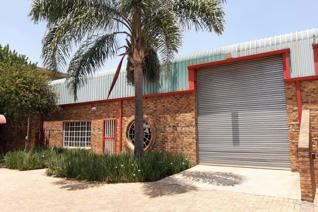 This is a 370/sqm mini warehouse that is newly renovated and situated in Alberton North. ...