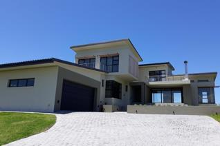 The ultra modern family home is situated in prime location on one of South Africa's most ...