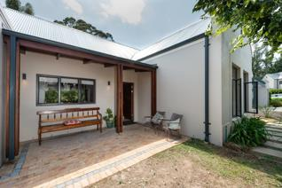 With a waterwise garden, this house is the perfect lock up and go in this sought after security estate.  It features modern finishes ...