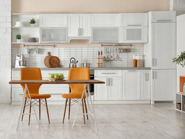 5 Tricks To Make A Small Kitchen Look And Feel Roomier Building Renovation Lifestyle