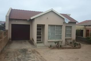 It consists of 2 bedrooms; 1 Bathroom; Dining room; Fitted kitchen; Single garage; 2 Back rooms with shower and toilet.