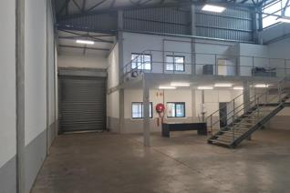 404m² @ R69.50 p/m² Warehouse to let in Airport Industria. The warehouse is in a secure industrial park with 24/7 security. ...
