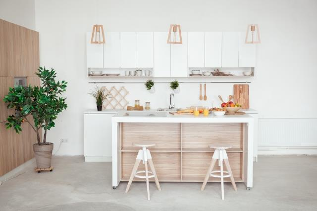 6 Easy And Creative Kitchen Designs For Small Spaces Building Renovation Lifestyle