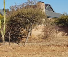 Vacant Land / Plot for sale in The Aloes Lifestyle Estate