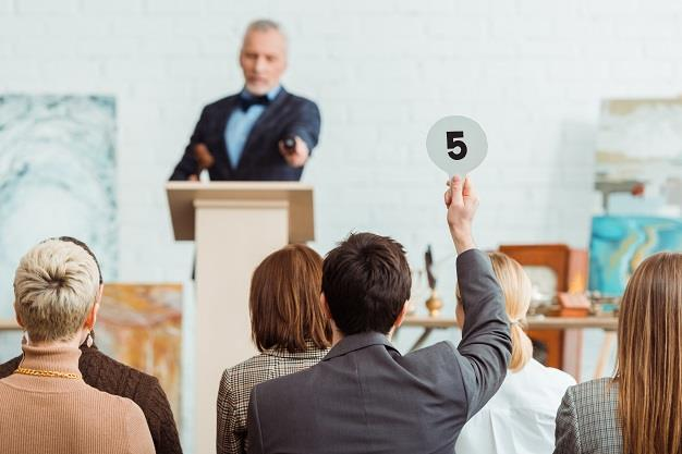 Can the seller or auctioneer bid at an auction? - Auctions, News