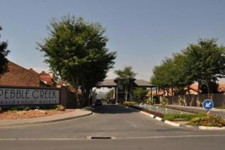 Call to view the last available stand in pebble creek estate