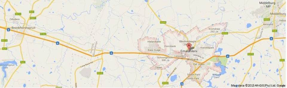 About Witbank Witbank Statistics Property24com