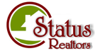 Property for sale by Status Realtors