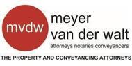 Meyer Van Der Walt Attorneys