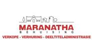 Maranatha Behuising