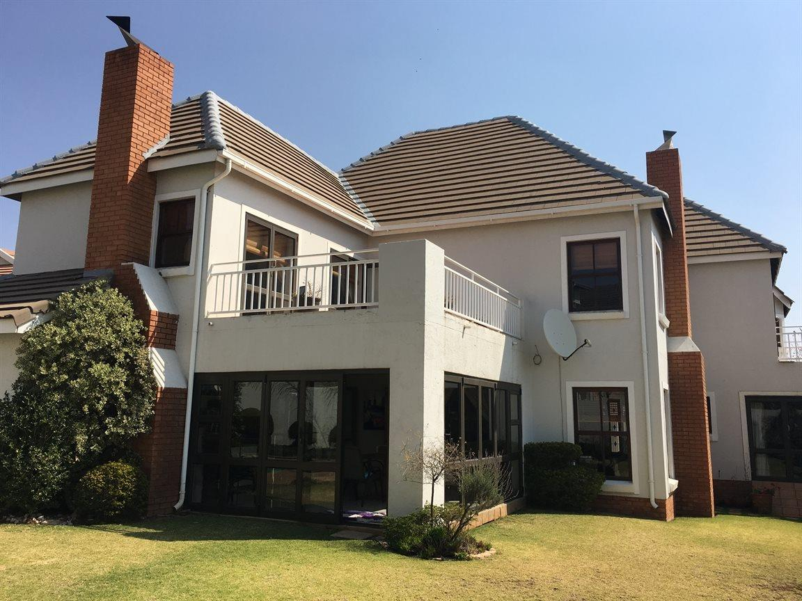 4 Bedroom House To Rent In Woodlands Lifestyle Estate