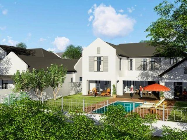 Devonvale Golf & Wine Estate luxury home packages from R7.53m