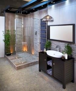 Decorating tips for a manly bathroom