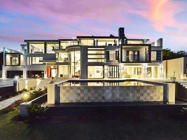 must see 5 majestic mansions in bryanston for r20m plus market