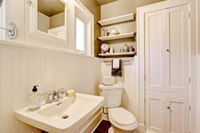 Budget Bathroom Updates Building Renovation Lifestyle - Bathroom updates on a budget