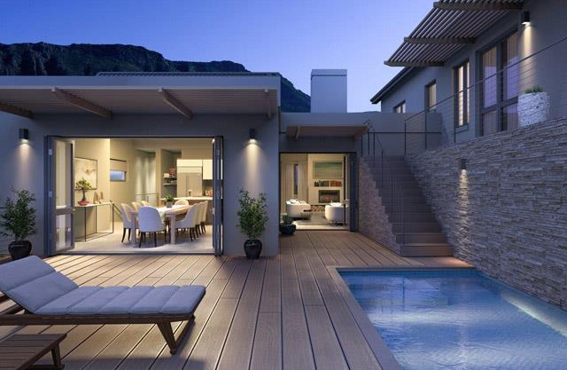 Designer homes in new gated Hout Bay estate from R7.4m - Market ...