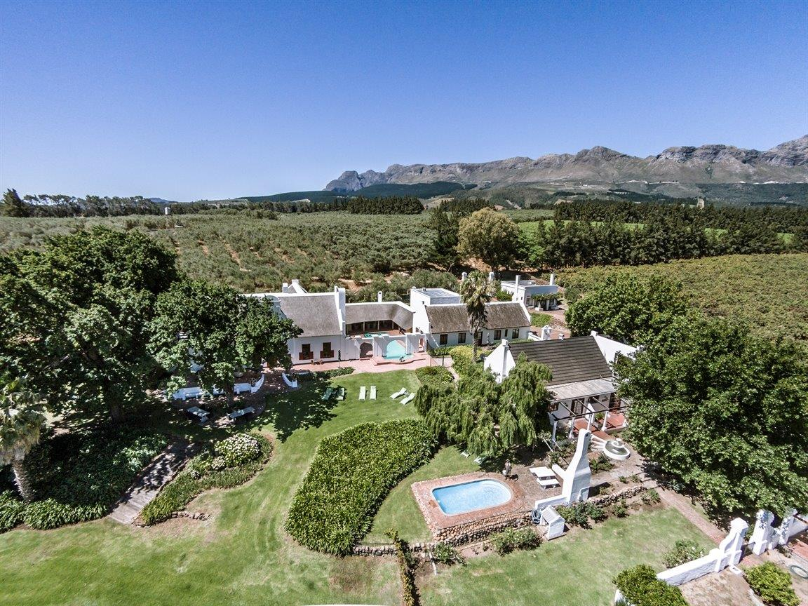 Farm for sale in paarl central
