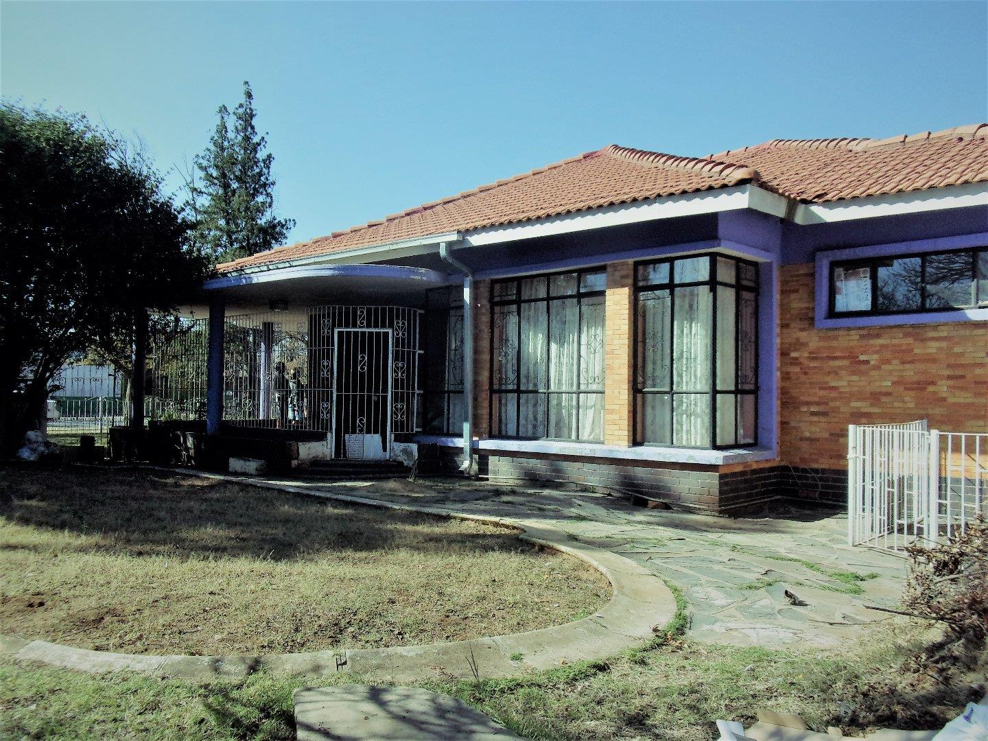 3 bedroom house for sale in vereeniging central