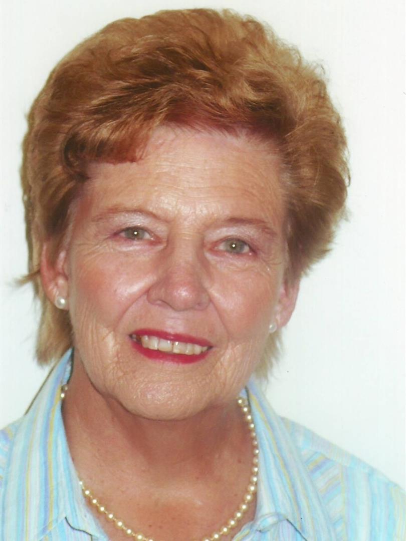 Barbara Blom - Assistant to Kosie Blom