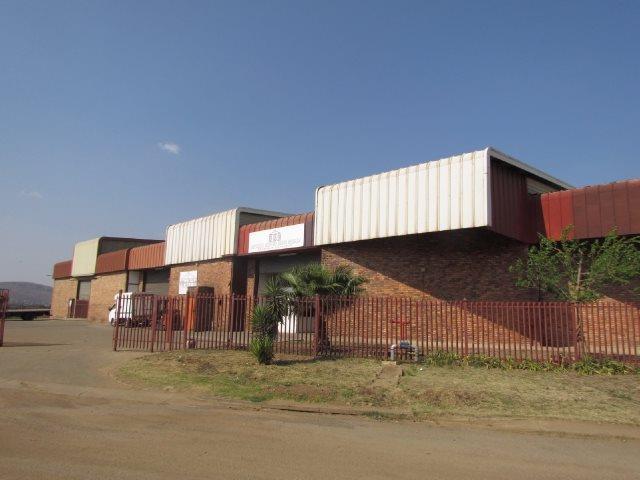 , Industrial Property - ZAR 25,000,000