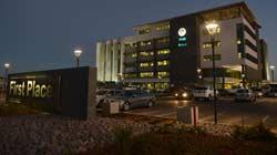 Fnb botswana opens new head office commercial news - Standard bank head office contact details ...