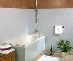 paint over bathroom tile. Painting Over Old And Dated Ceramic Tiles Will Immediately Transform A Bathroom. Paint Bathroom Tile C