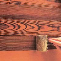 How To Create A Faux Wood Grain Finish