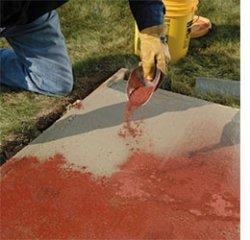 How to colour cement areas - Diy, Lifestyle