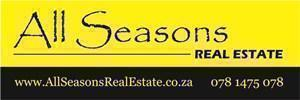 Property for sale by All Seasons Real Estate